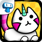 Cat Evolution - Cute Kitty Collecting Game APK icon