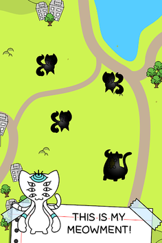 Cat Evolution - Cute Kitty Collecting Game APK screenshot 1