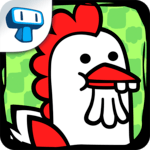 Chicken Evolution - 🐓 Mutant Poultry Farm Clicker icon