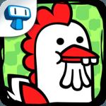 Chicken Evolution - 🐓 Mutant Poultry Farm Clicker APK icon