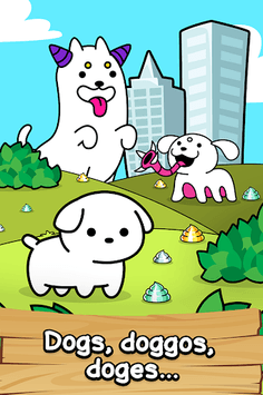 Dog Evolution - Clicker Game APK screenshot 1