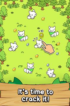 Fox Evolution - The Secret of The Mutant Foxes APK screenshot 1