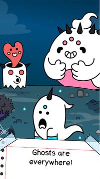 Ghost Evolution - Create Evolved Spirits APK screenshot 1