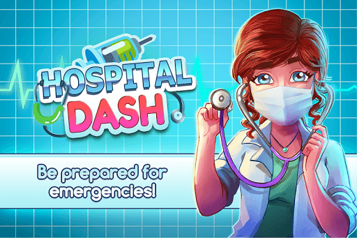 Hospital Dash - Healthcare Time Management Game APK screenshot 1