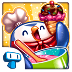 My Ice Cream Maker - Frozen Dessert Making Game APK icon