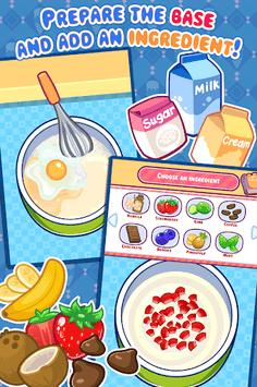 My Ice Cream Maker - Frozen Dessert Making Game APK screenshot 1