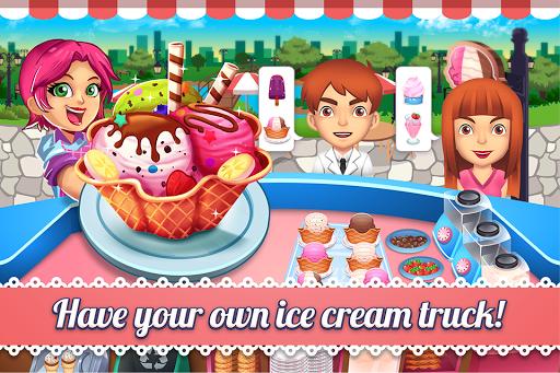 My Ice Cream Shop - Time Management Game APK screenshot 1
