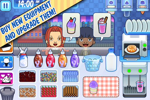 My Ice Cream Truck - Make Sweet Frozen Desserts APK screenshot 1