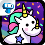 Unicorn Evolution - Fairy Tale Horse Game icon