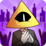 We Are Illuminati - Conspiracy Simulator Clicker APK icon