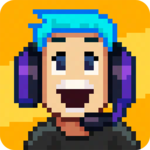 xStreamer - Livestream Simulator Clicker Game icon