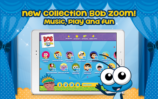 Bob Zoom : videos for kids APK screenshot 1