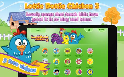 Lottie Dottie Chicken APK screenshot 1