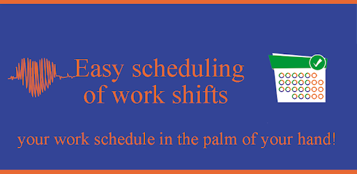 Easy work scheduling pc screenshot