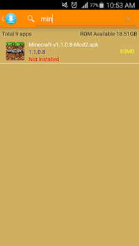 Apk Installer APK screenshot 1