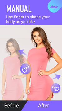 Body Editor - Body Shape Editor, Slim Face & Body APK screenshot 1