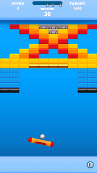 Brick Breaker 2 APK screenshot 1