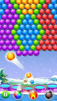 Bubble Shooter - Flying Pop APK screenshot 1