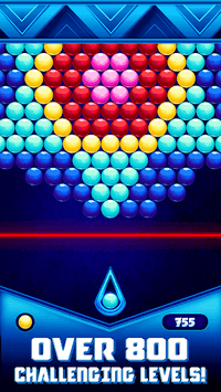 Bubble Trouble APK screenshot 1