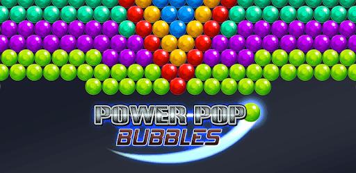 Power Pop Bubbles pc screenshot