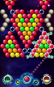 Bubble Shooter Blast APK screenshot 1