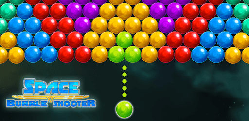 Bubble Shooter Space pc screenshot