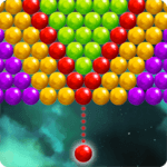 Bubble Shooter Space for pc icon
