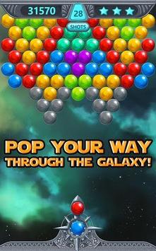 Bubble Shooter Space APK screenshot 1