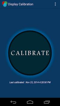 Display Calibration APK screenshot 1