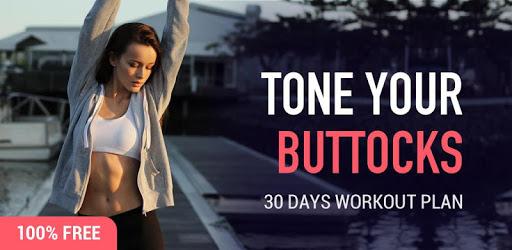 Buttocks Workout - Hips, Booty, Butt Workout pc screenshot