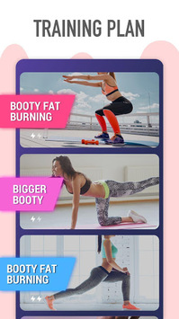 Buttocks Workout - Hips, Booty, Butt Workout APK screenshot 1