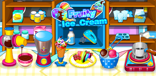 Cooking Fruity Ice Creams pc screenshot
