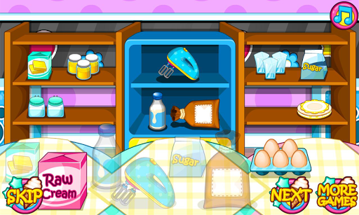 Cooking Fruity Ice Creams APK screenshot 1