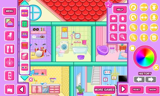 Home Decoration Game APK screenshot 1