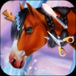 Horse Caring Mane Tressage icon