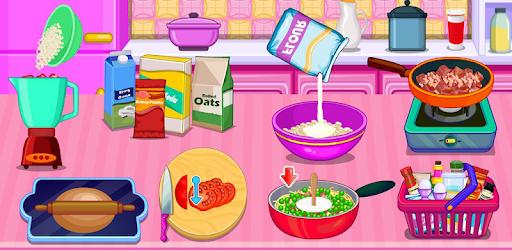 Top Cooking Chef Recipes pc screenshot