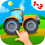 Tractor Puzzles for Toddlers icon