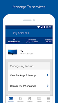 MyBell Mobile APK screenshot 1