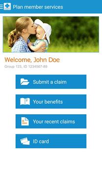 Alberta Blue Cross-My Benefits APK screenshot 1