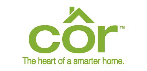 Carrier® Côr™ Thermostat pc screenshot