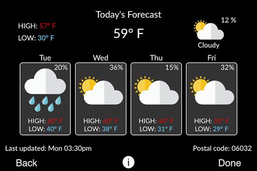 Carrier® Côr™ Thermostat APK screenshot 1