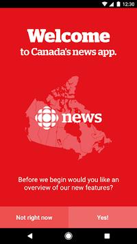 CBC News APK screenshot 1