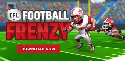 CFL Football Frenzy pc screenshot