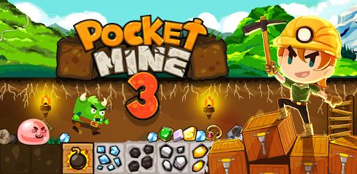 Pocket Mine 3 pc screenshot