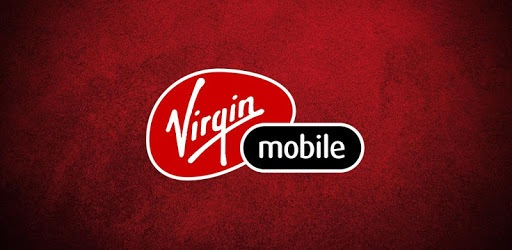 Virgin Mobile My Account pc screenshot