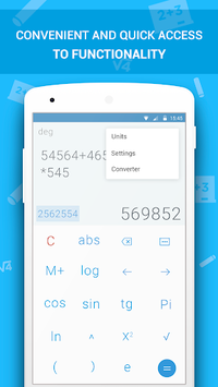 Math Calculator APK screenshot 1
