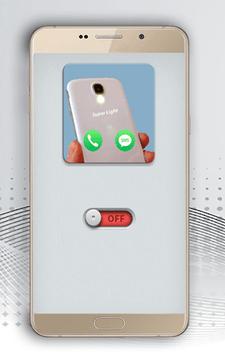 Flash Alert : Call & Sms APK screenshot 1