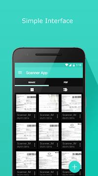 Camera Scanner Image Scanner APK screenshot 1