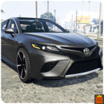 Driving Toyota Car Game icon