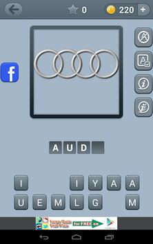 Car Logo Quiz APK screenshot 1